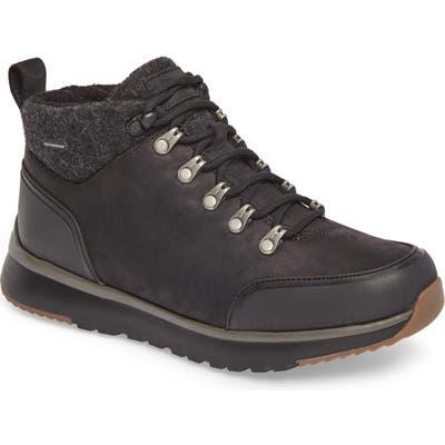 UGG Olivert Hiking Waterproof Boot, Black