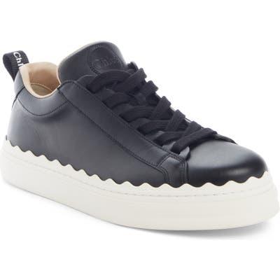 Chloe Lauren Sneaker, Black