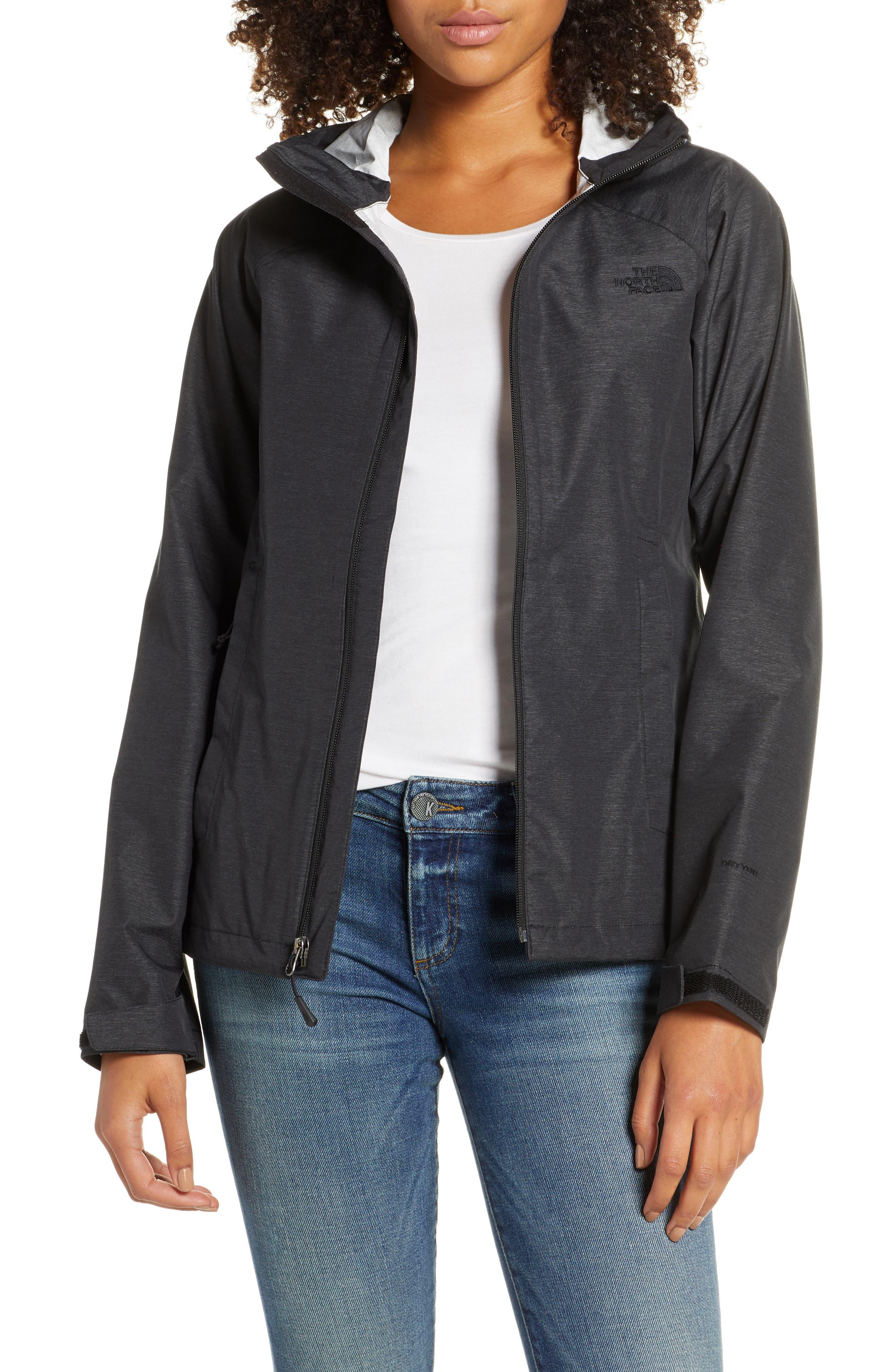 The North Face Magnolia Waterproof Rain Jacket