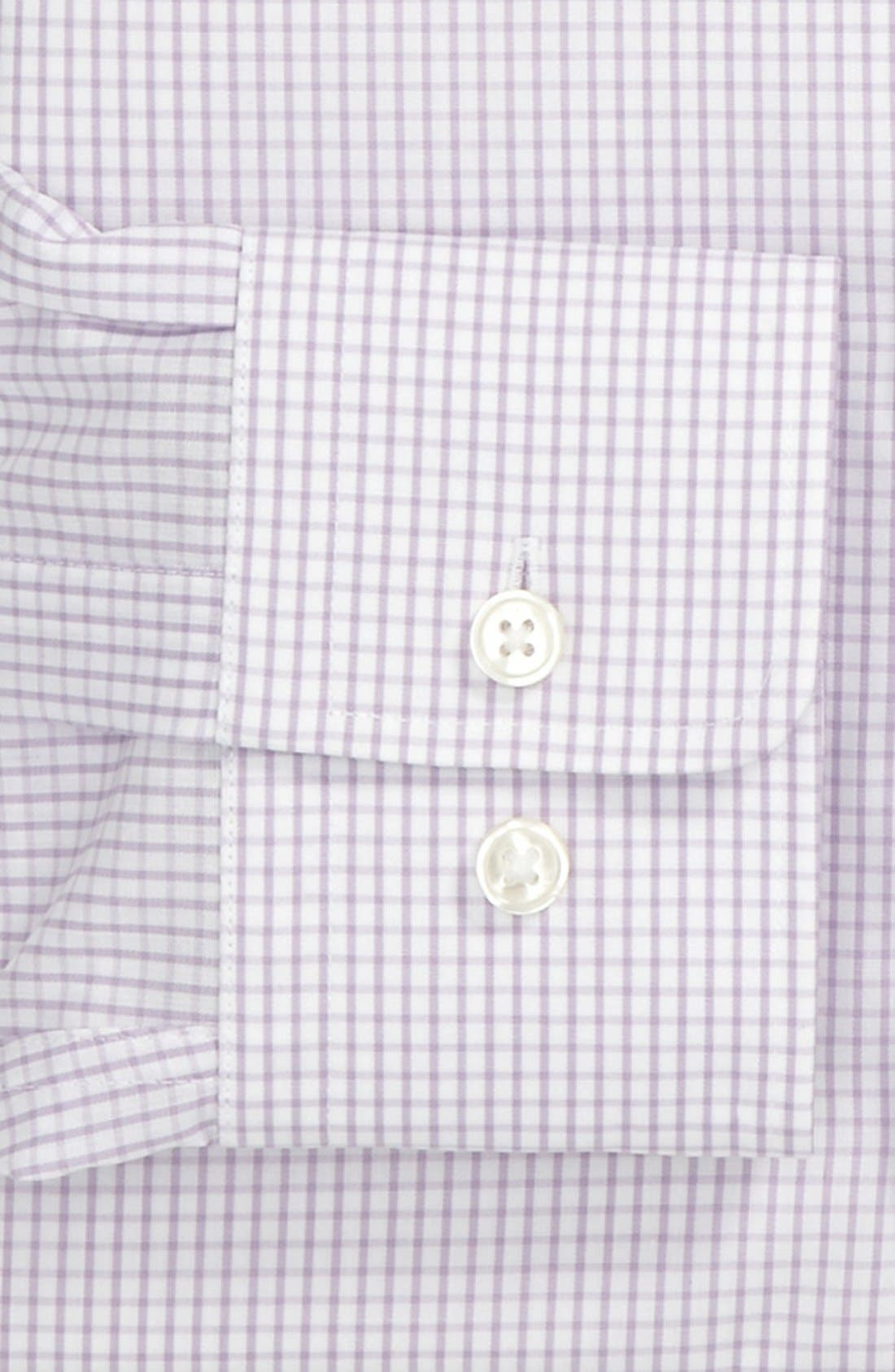 ,                             HUGO BOSS Sharp Fit Dress Shirt,                             Alternate thumbnail 4, color,                             521