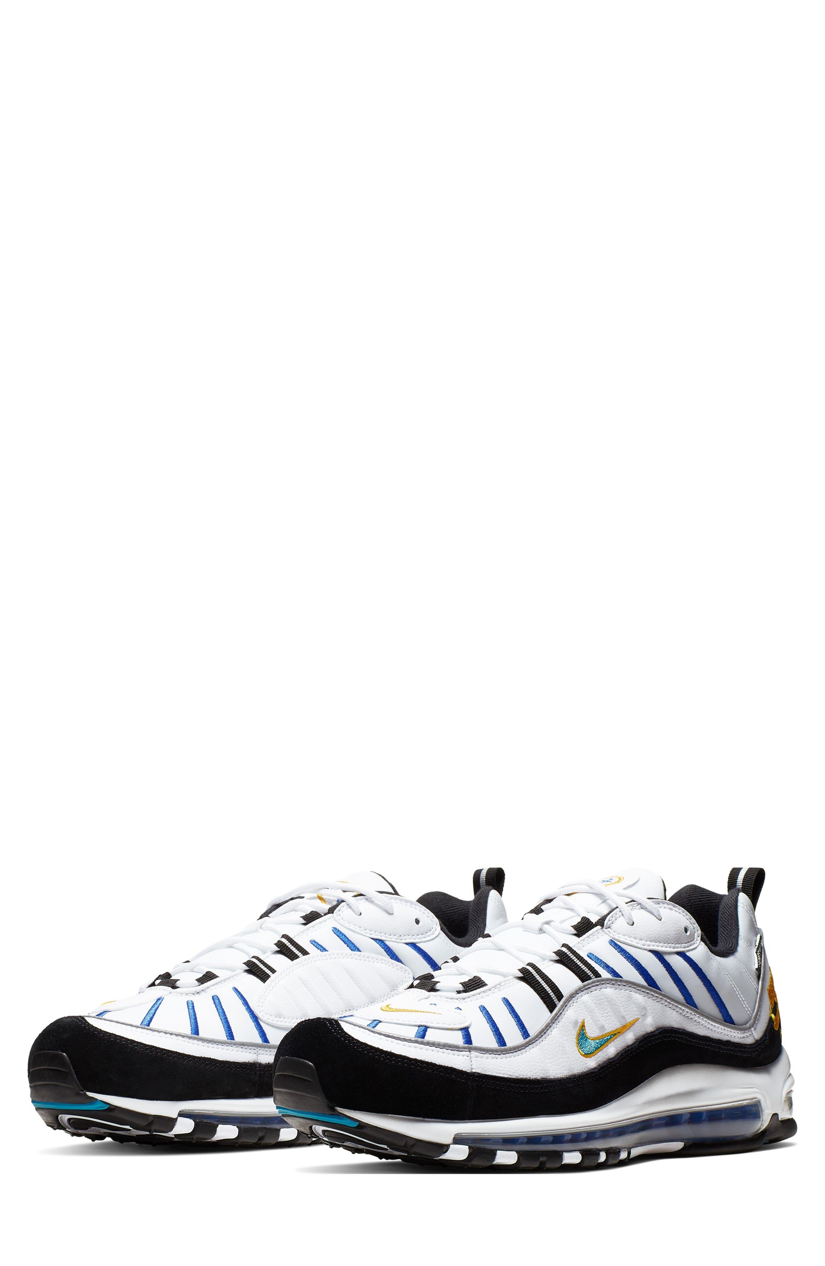 Nike Air Max 98 Premium Sneaker (Men