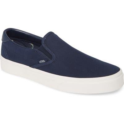 Vans 59 Classic Slip-On Sneaker, Blue