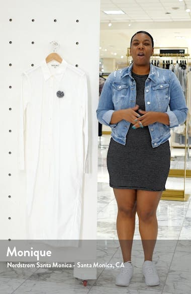 Fine Maxi Shirtdress, sales video thumbnail