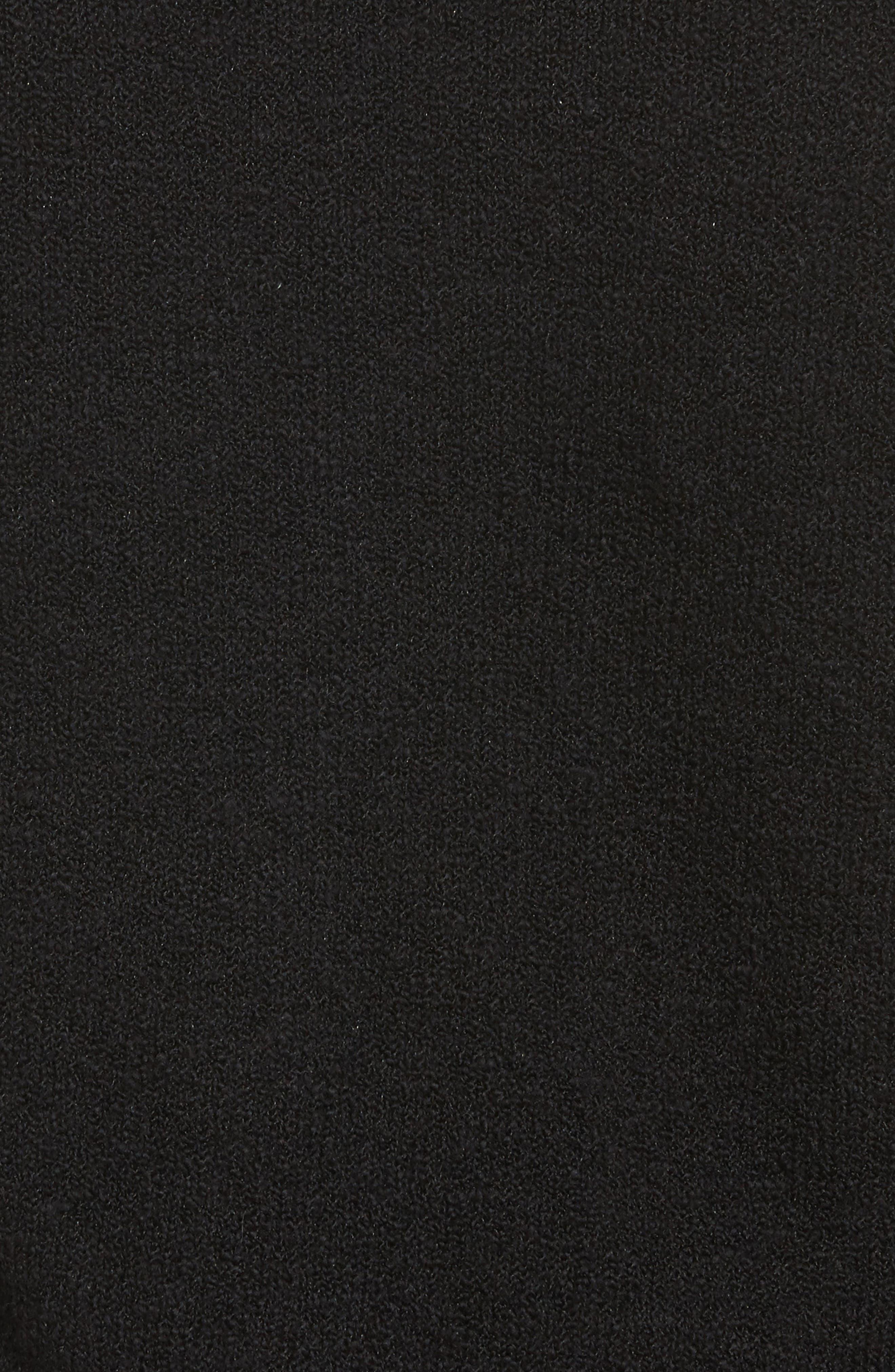 ,                             Dolman Sleeve Sweater,                             Alternate thumbnail 5, color,                             001