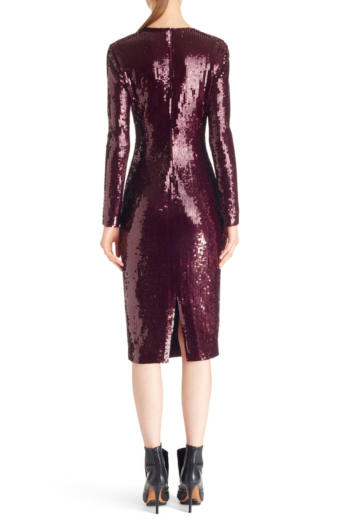 ,                             Sequin Sheath Dress,                             Alternate thumbnail 2, color,                             930