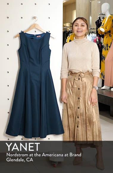 Linda Fit & Flare Cocktail Dress, sales video thumbnail