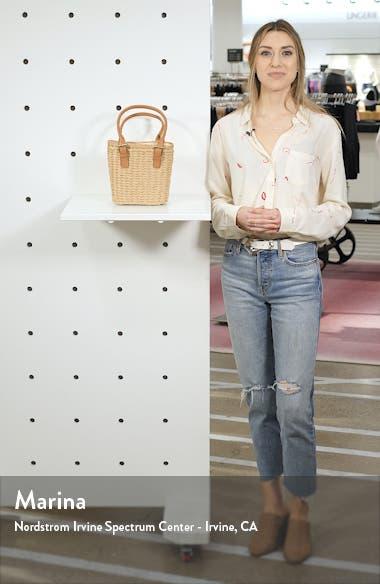 Sandy Straw Mini Grab Bag, sales video thumbnail