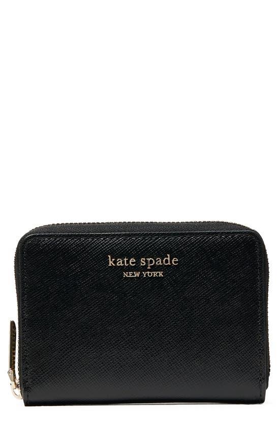 Kate Spade SPENCER ZIP LEATHER CARD CASE