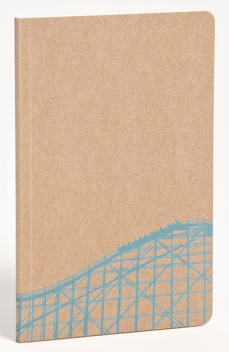 BLACKBIRD LETTERPRESS Recycled Letterpress Notebook, Main, color, 960