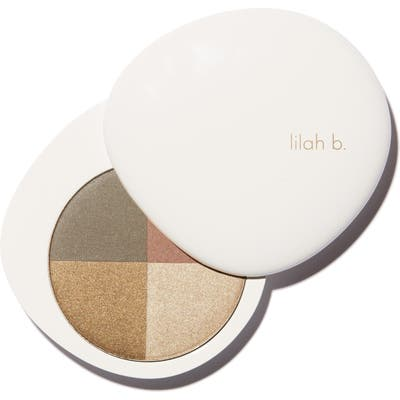 Lilah B. Palette Perfection Eye Quad - B. Envied (Olive Palette)