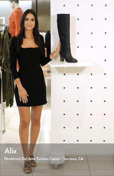 Dolarel Knee High Boot, sales video thumbnail