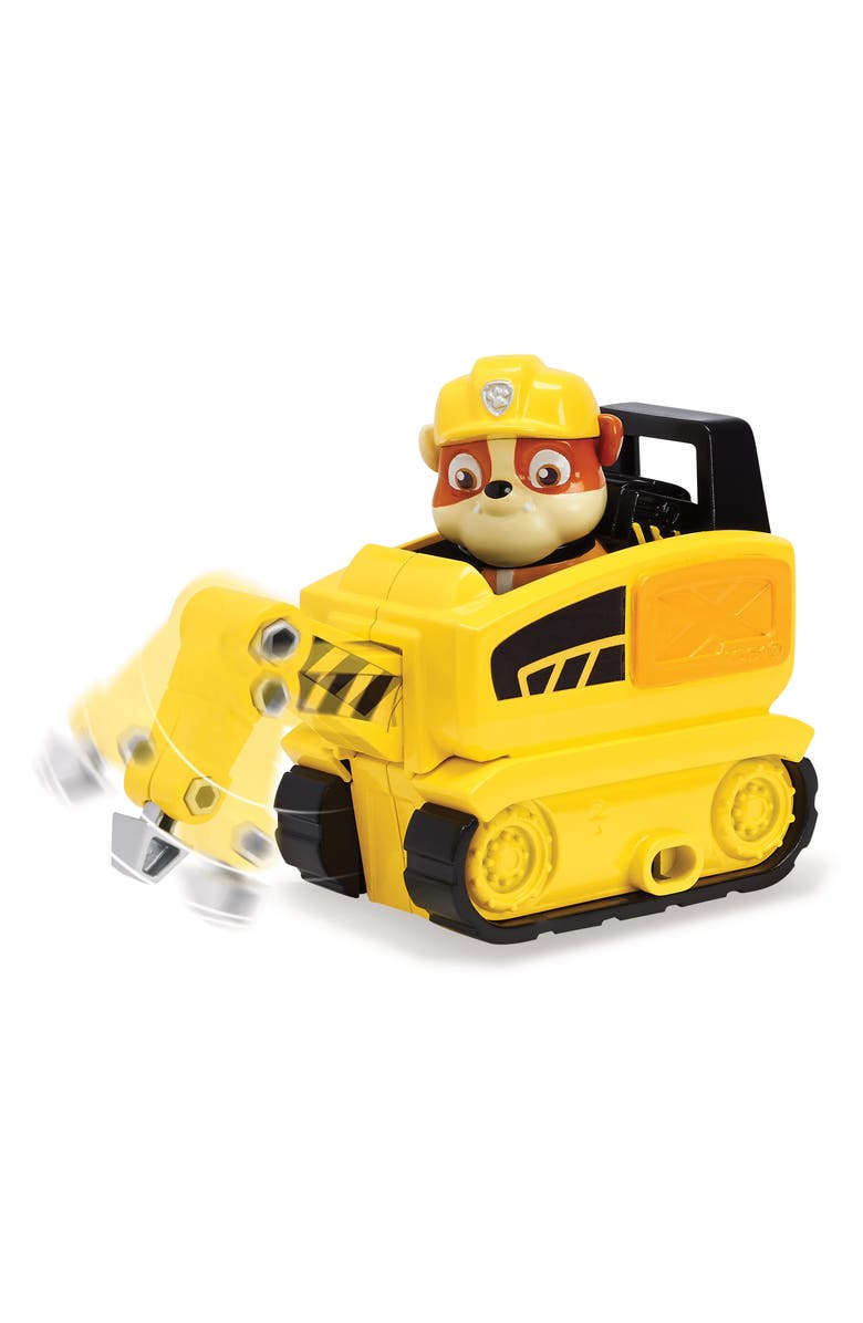 Spin Master PAW Patrol Rubble Ultimate Rescue Mini Jackhammer Cart