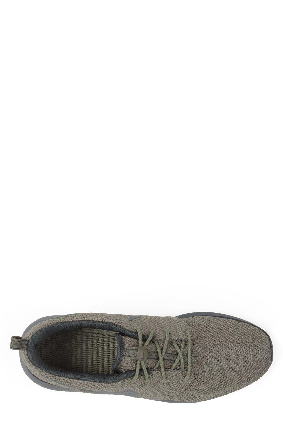 ,                             'Roshe Run' Sneaker,                             Alternate thumbnail 77, color,                             302