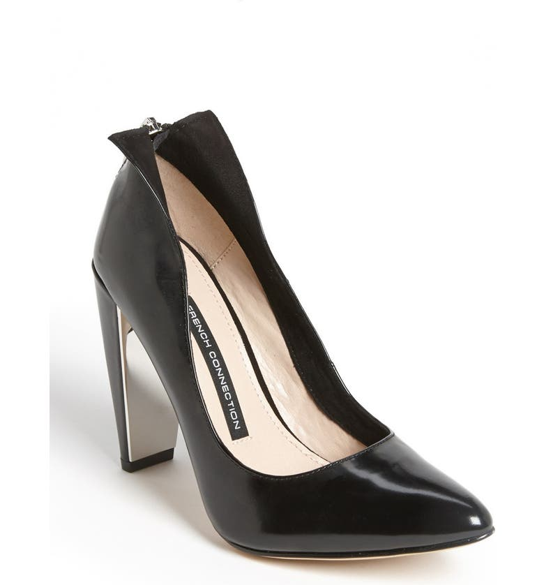 FRENCH CONNECTION 'Myka' Pump, Main, color, 001