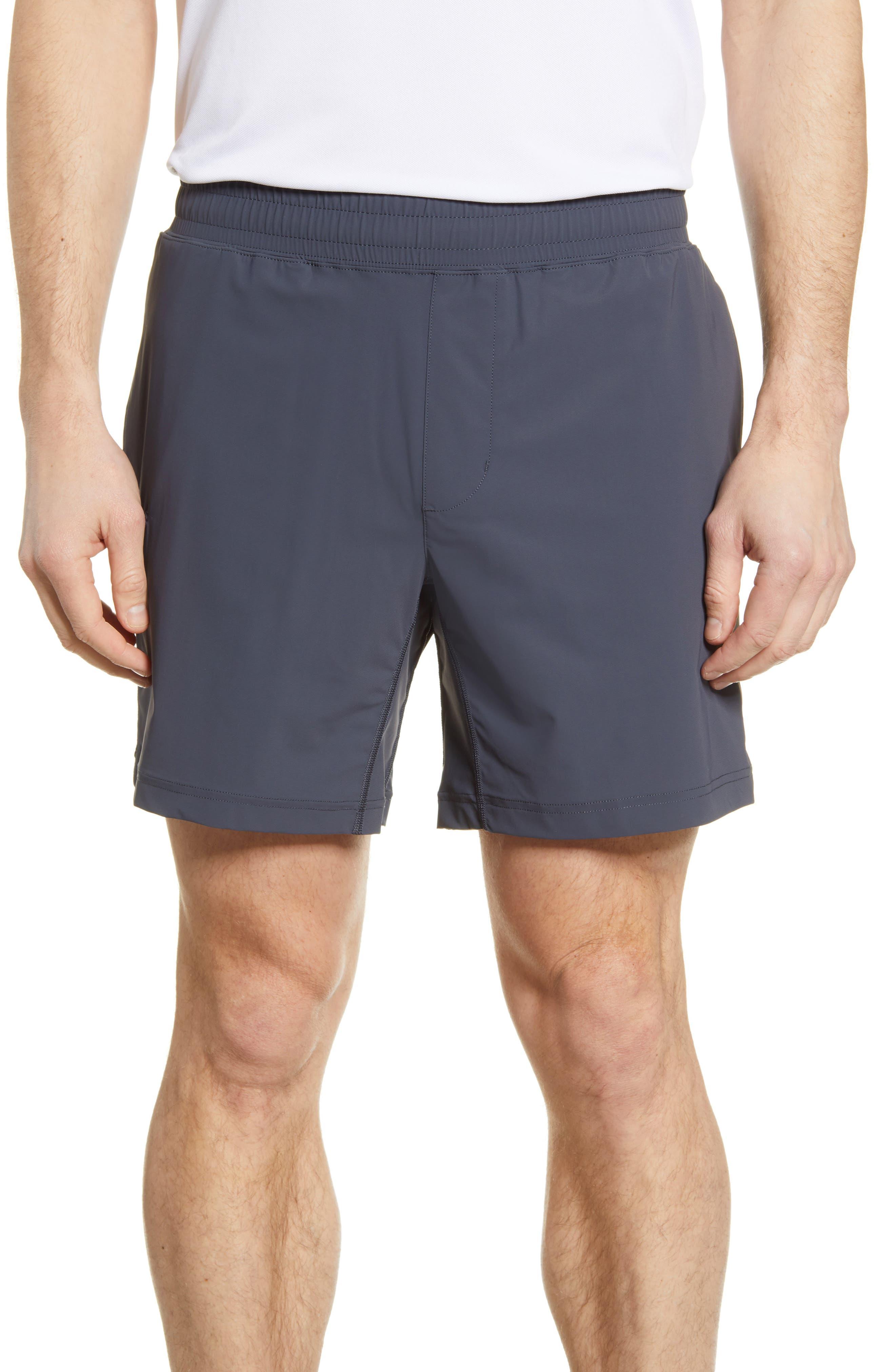 Men's Rhone Versatility Performance Athletic Shorts,  Medium - Grey