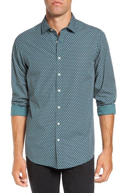 Image of RODD AND GUNN Oakford Long Sleeve Sports Fit Shirt