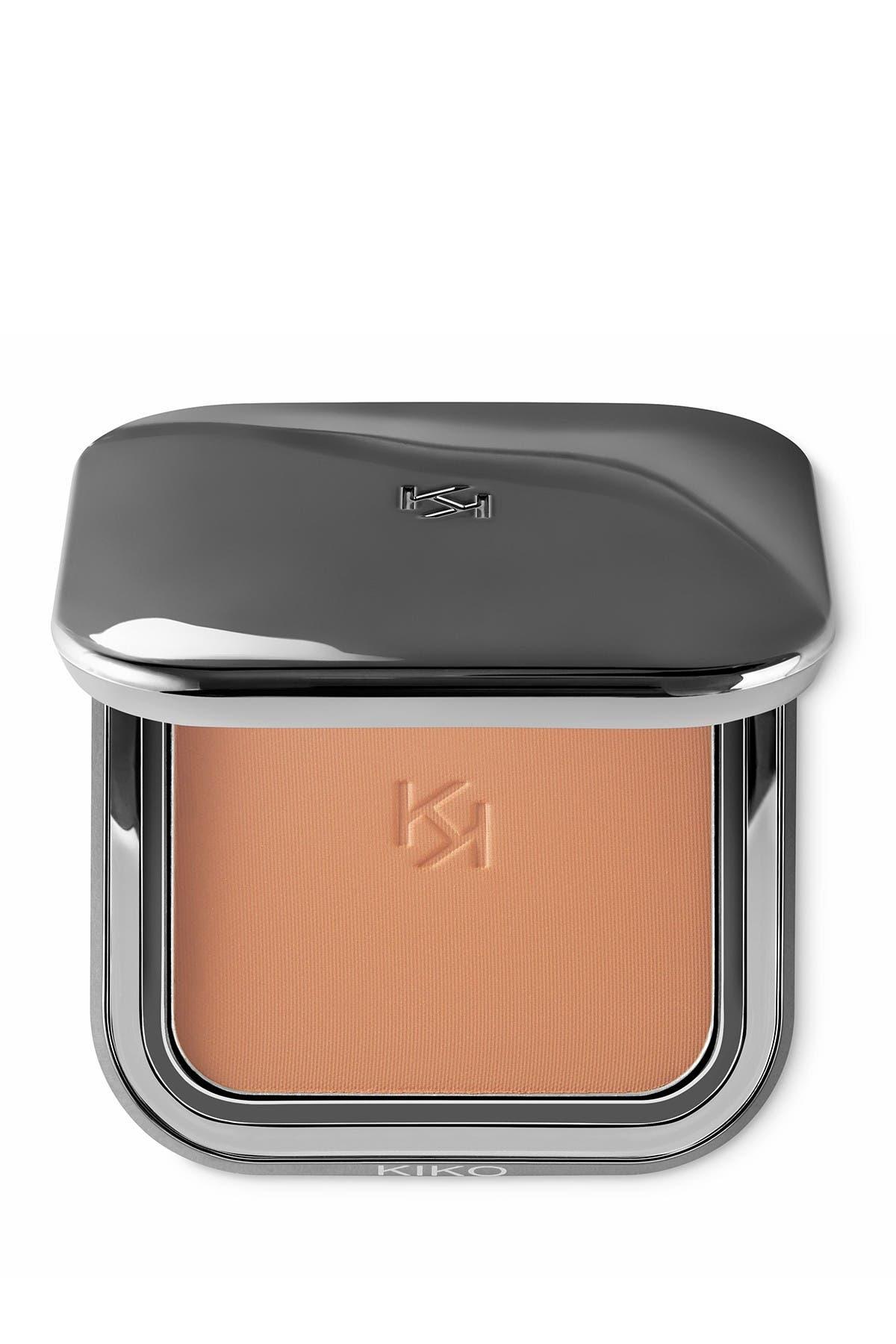 Image of Kiko Milano Flawless Fusion Bronzer Powder - 01 Natural Beige
