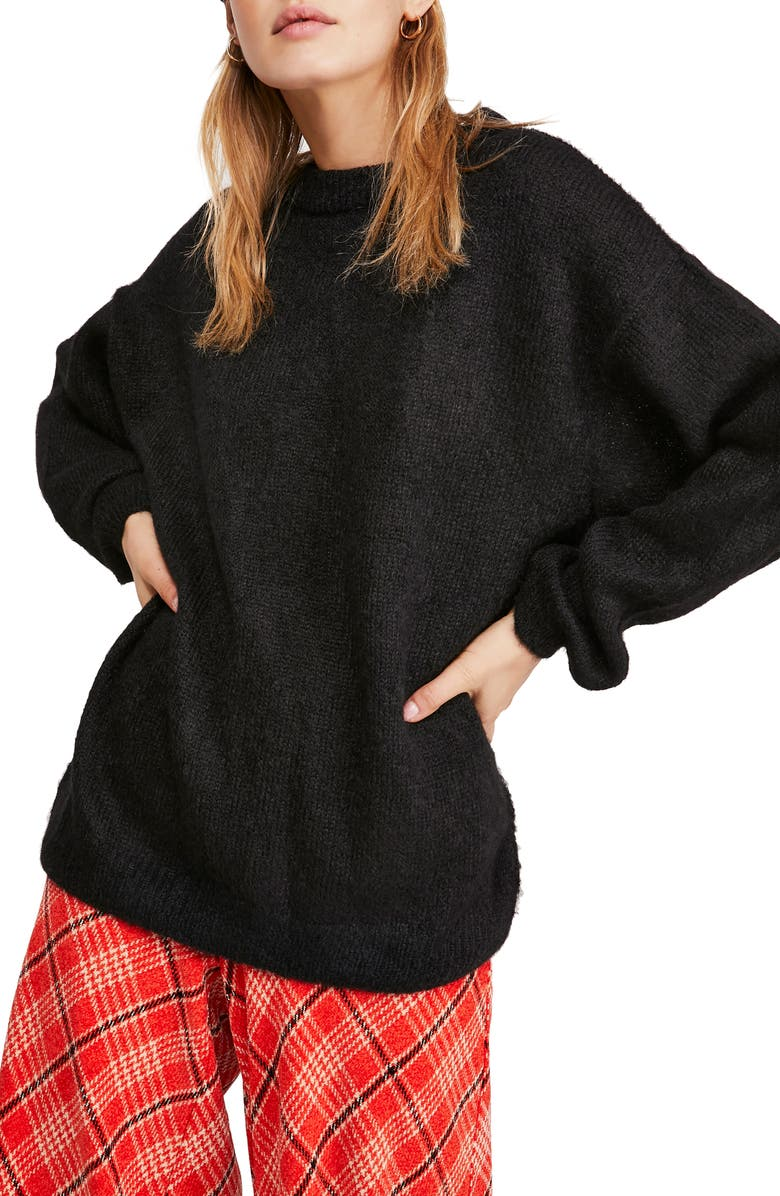 Angelic Balloon Sleeve Sweater by Free People