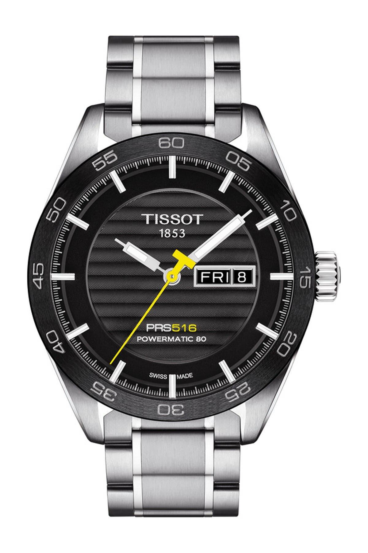 Image of Tissot Men's Prs 516 Powermatic 80 Watch, 42mm