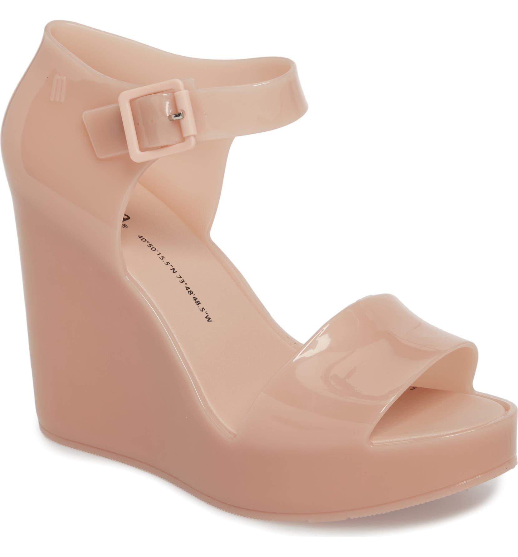 Sandal Mar Wedge Platform Platform Melissa Melissa Mar NXnPk0wO8Z
