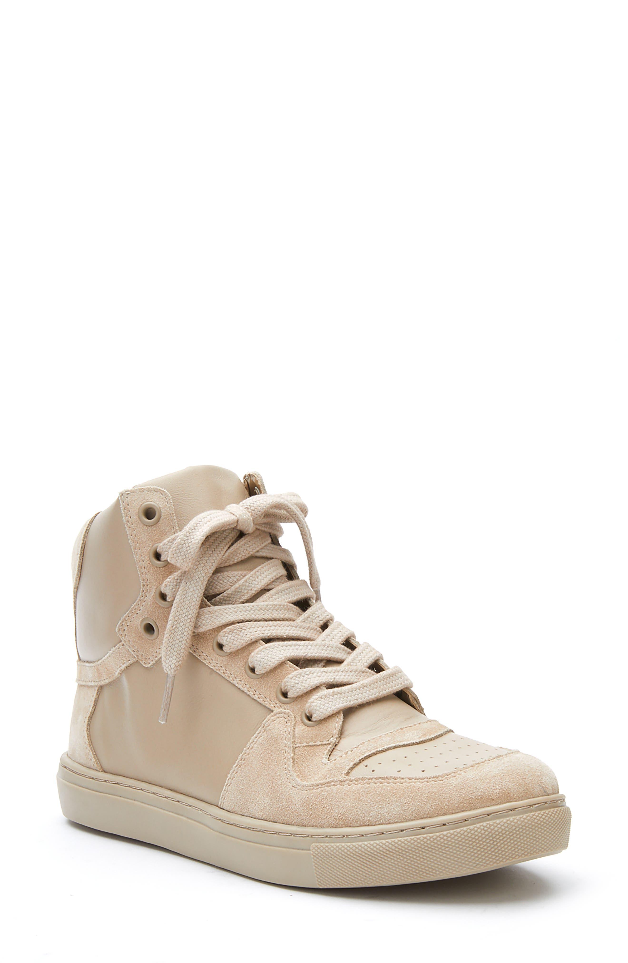 Signature High Top Sneaker