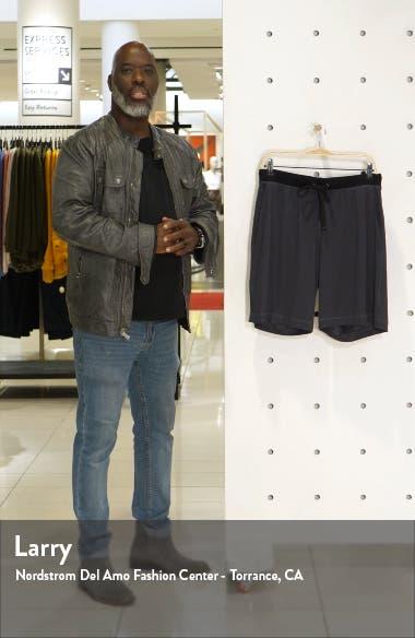 Peruvian Pima Cotton Lounge Shorts, sales video thumbnail