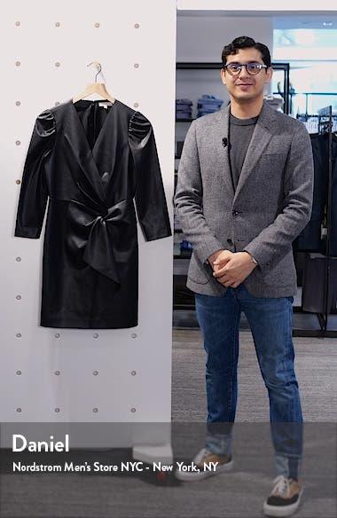 Faux Leather Dress, sales video thumbnail