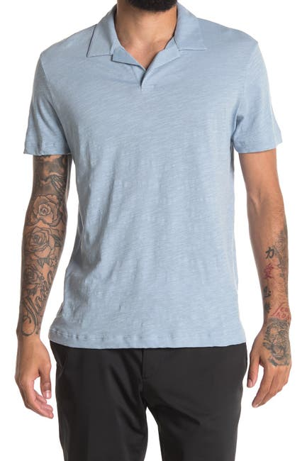 Image of Theory Willem Strato Regular Fit Polo