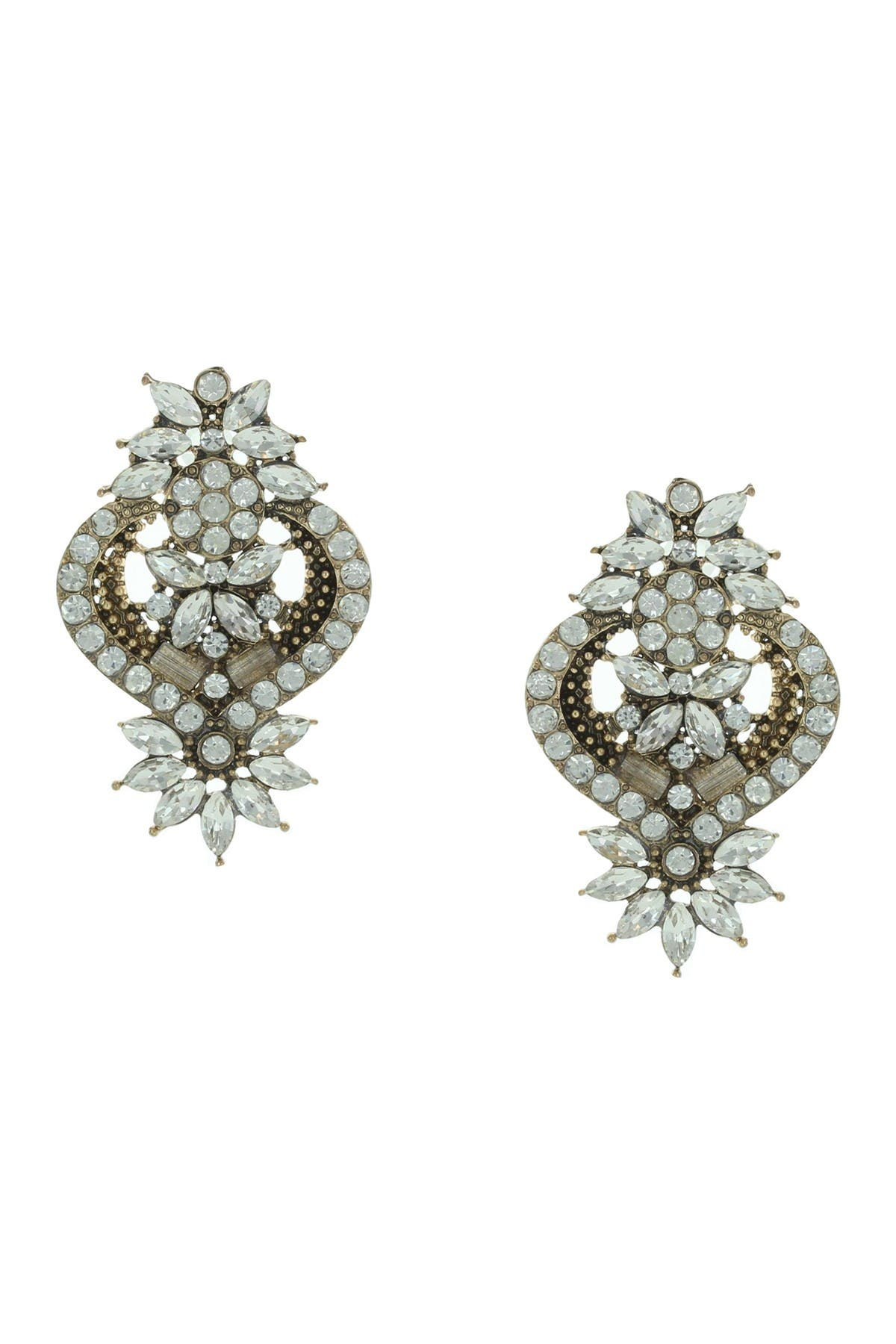 Image of Olivia Welles Blake Statement Earrings