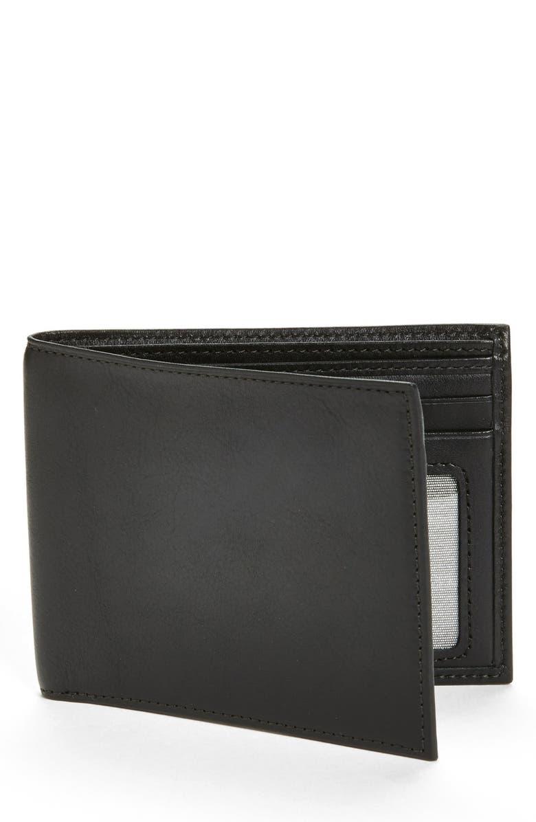 1b13ef1011f9 'Executive ID' Nappa Leather Wallet