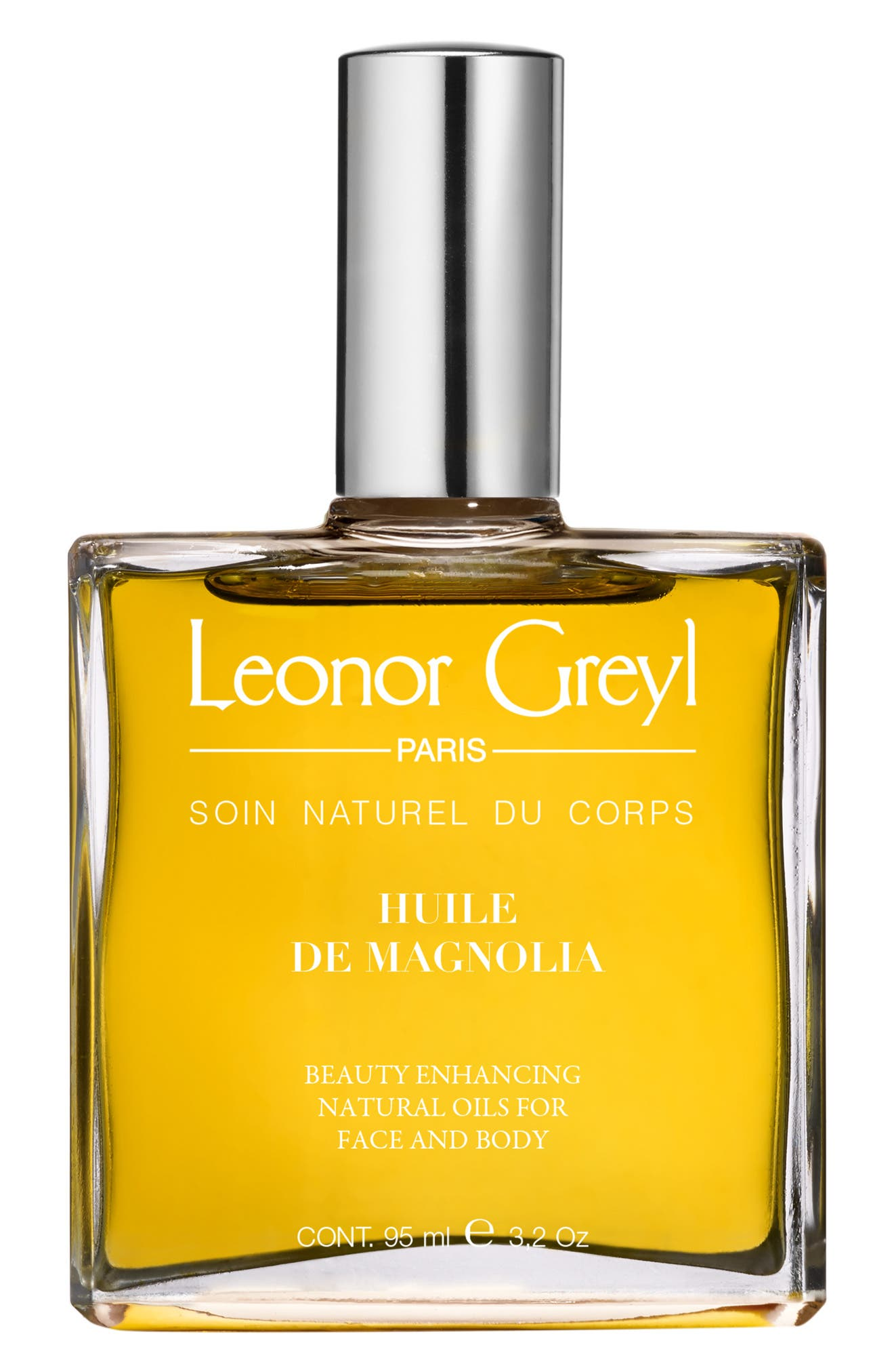 Huile De Magnolia Beautifying Oil For Face & Body