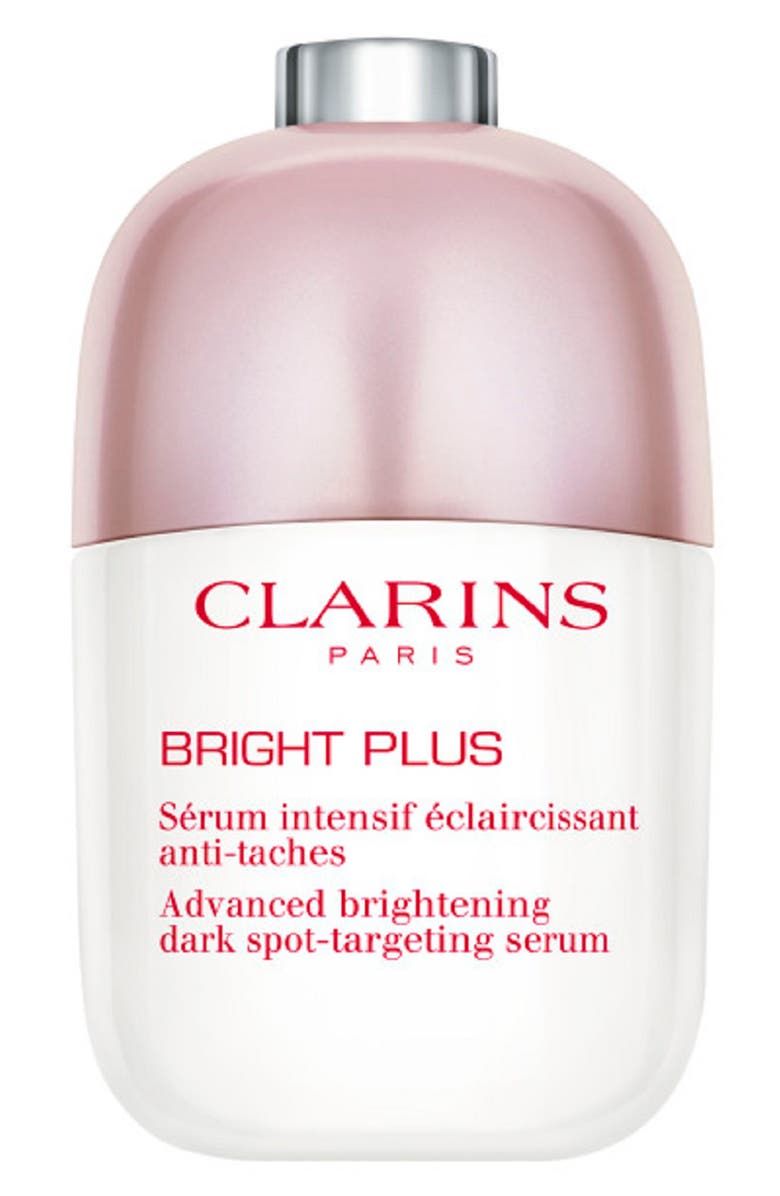 CLARINS Bright Plus Advanced Brightening Serum, Main, color, NO COLOR
