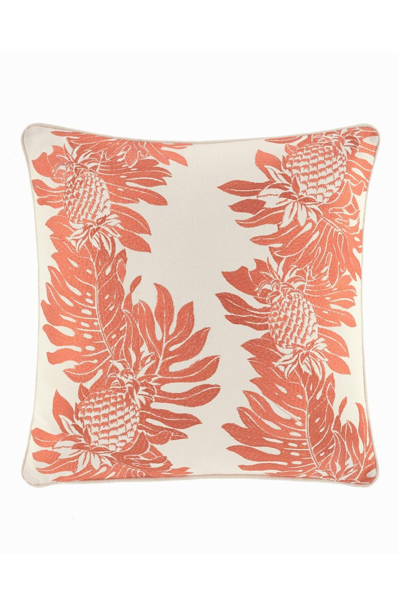 TOMMY BAHAMA 'Pineapple' Accent Pillow, Main, color, 865