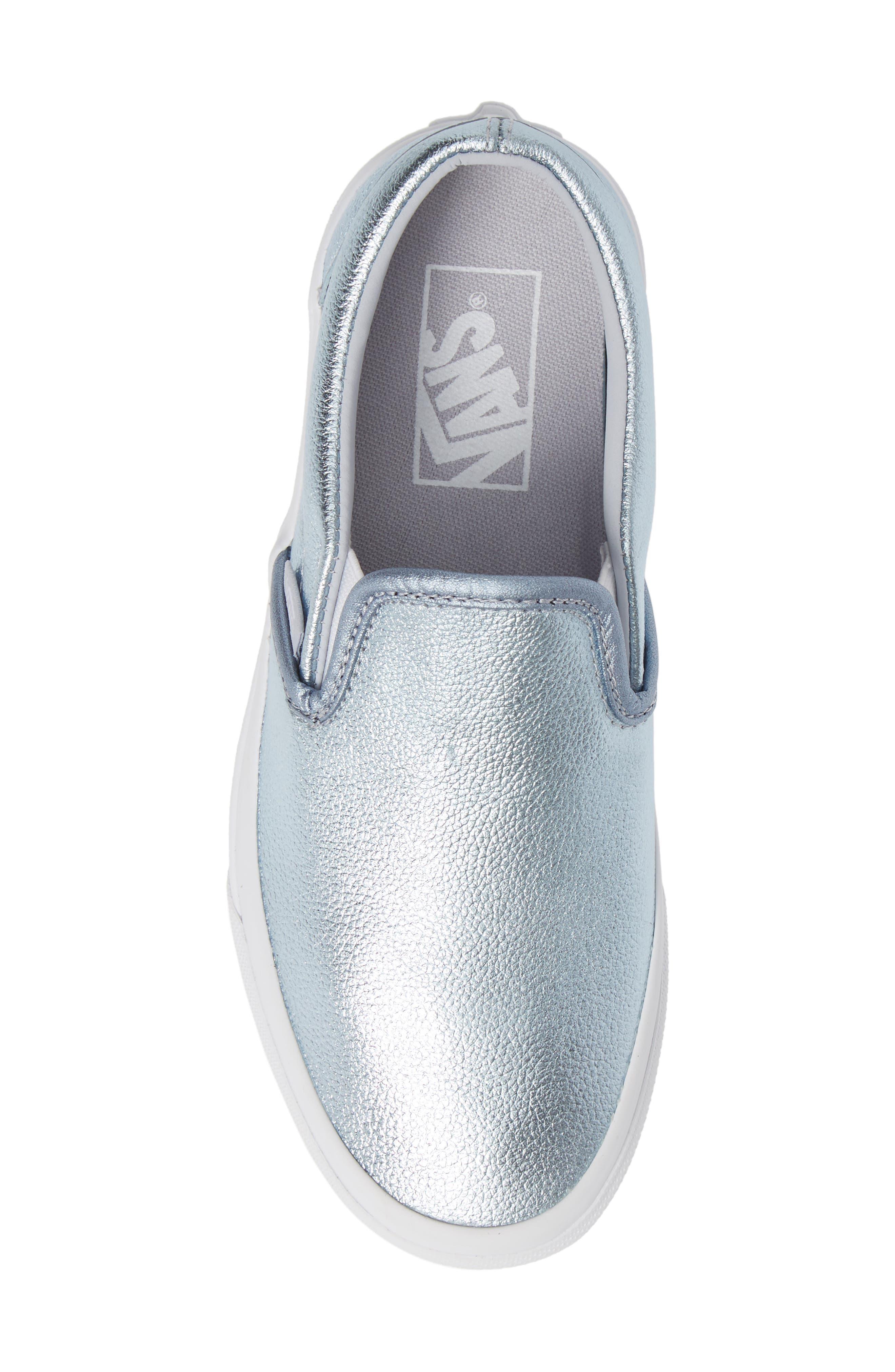 ,                             Classic Slip-On Sneaker,                             Alternate thumbnail 39, color,                             402