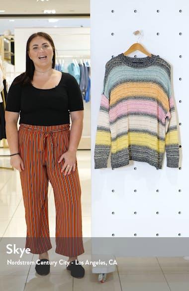 Kai Stripe Sweater, sales video thumbnail