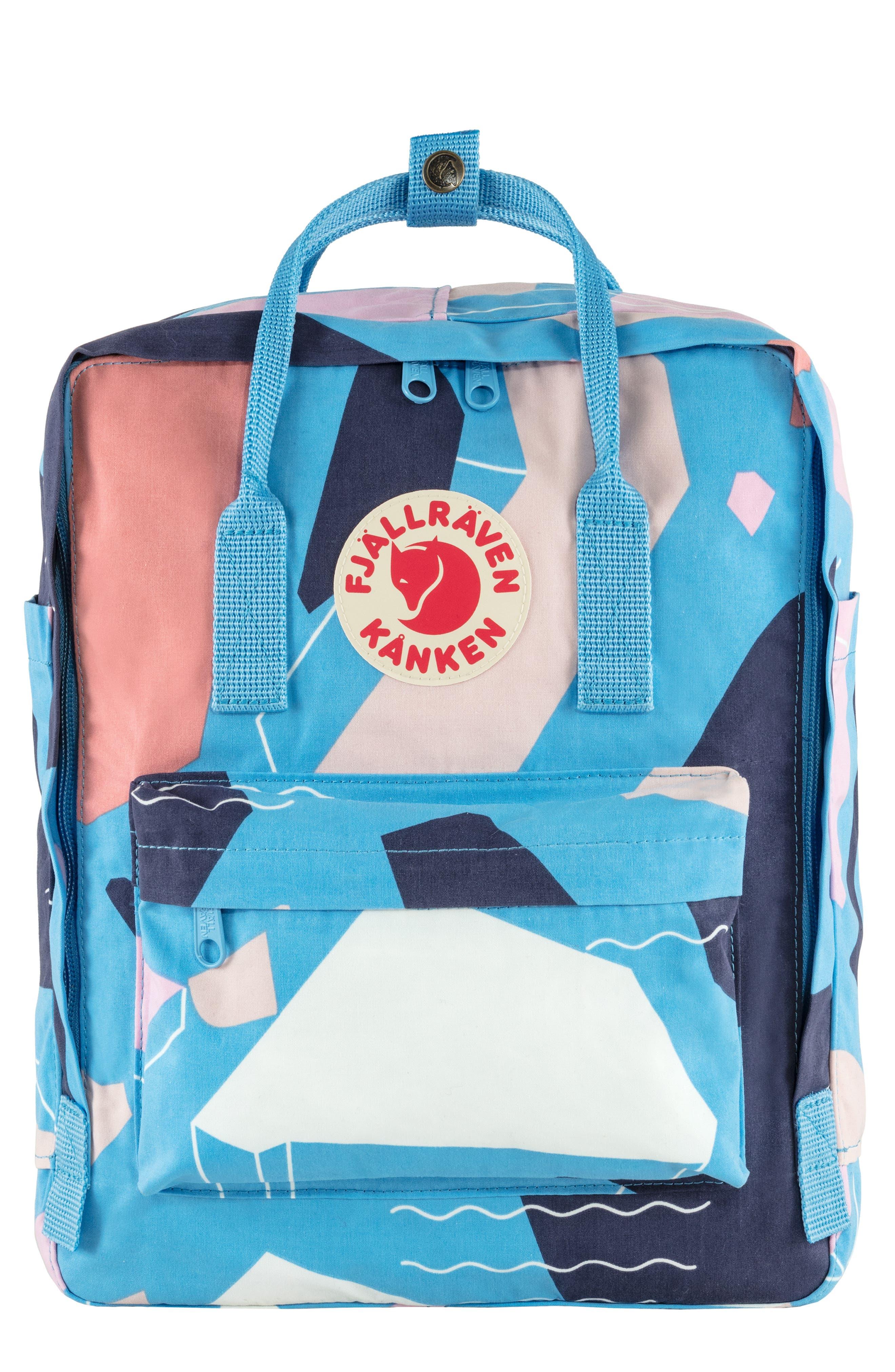 Kanken Art Water Resistant Backpack