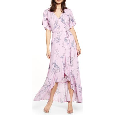 Leith Long Languid Dress