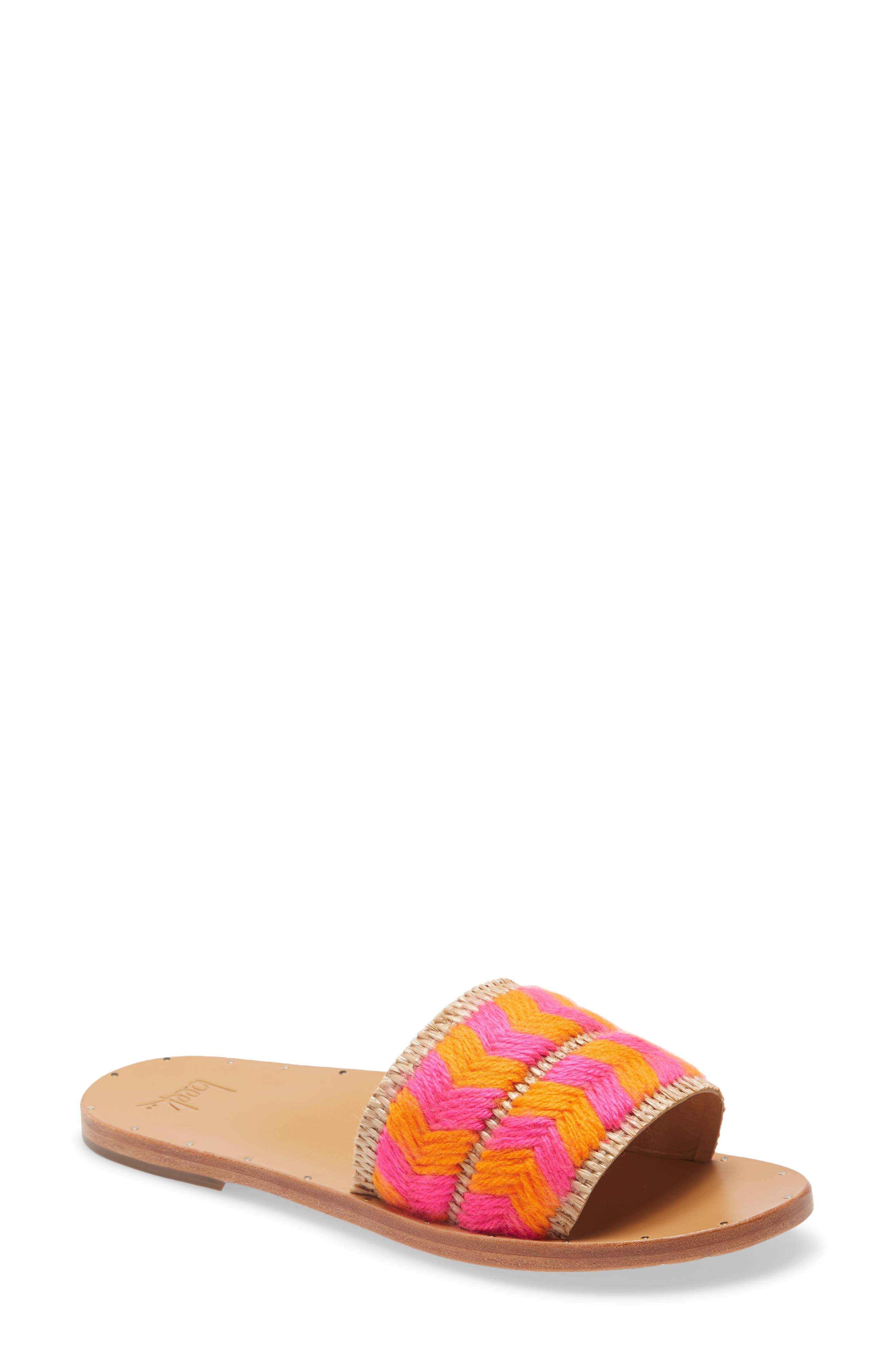 Parakeet Slide Sandal