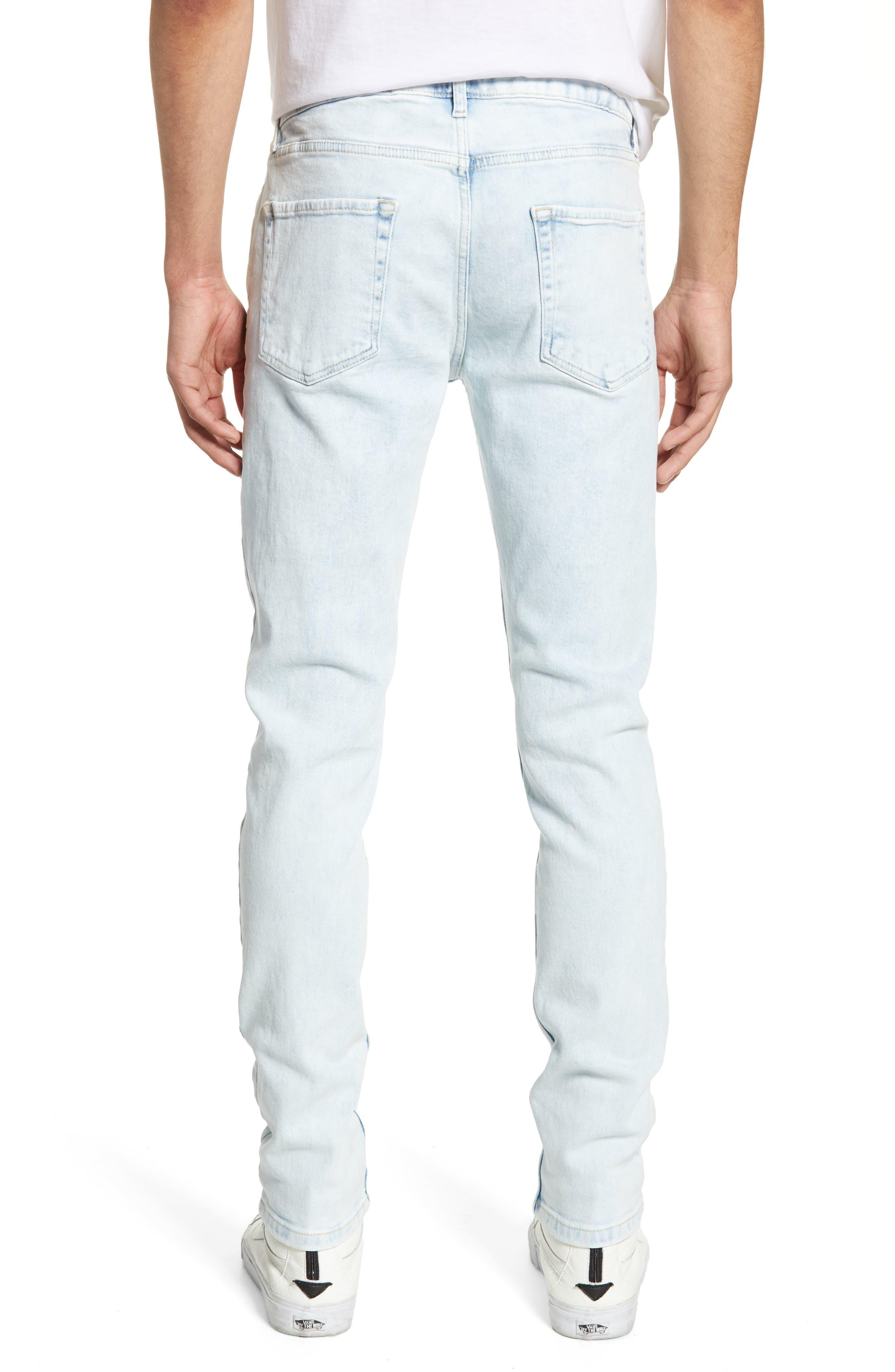 ,                             Ivan Skinny Jeans,                             Alternate thumbnail 2, color,                             BLUE
