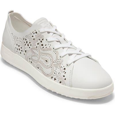Cole Haan Grandpro Low Top Sneaker, White
