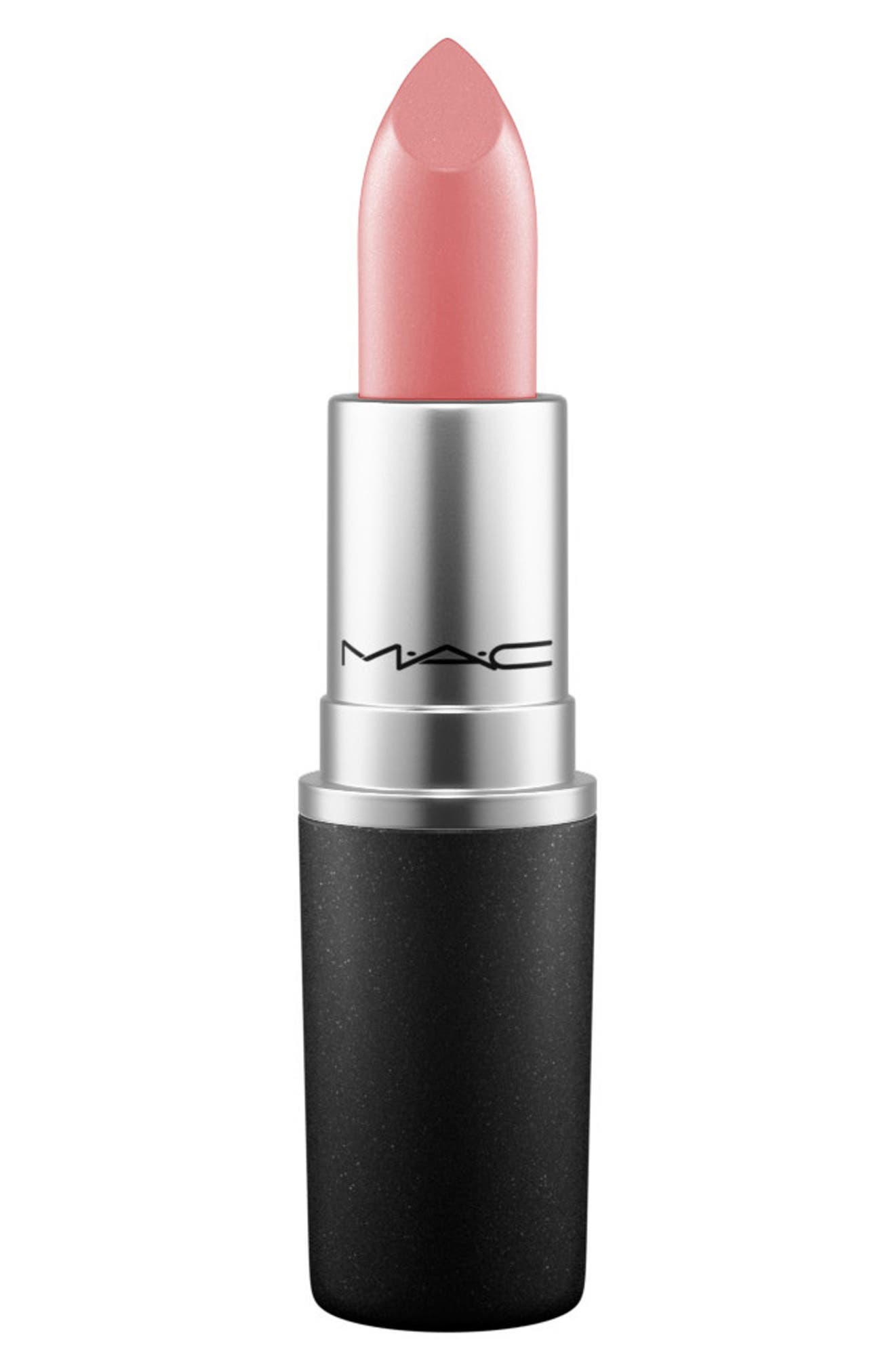 ,                             MAC Strip Down Nude Lipstick,                             Main thumbnail 115, color,                             112