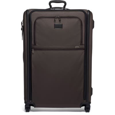 Tumi Alpha 3 Collection 31-Inch Expandable Wheeled Packing Case - Brown