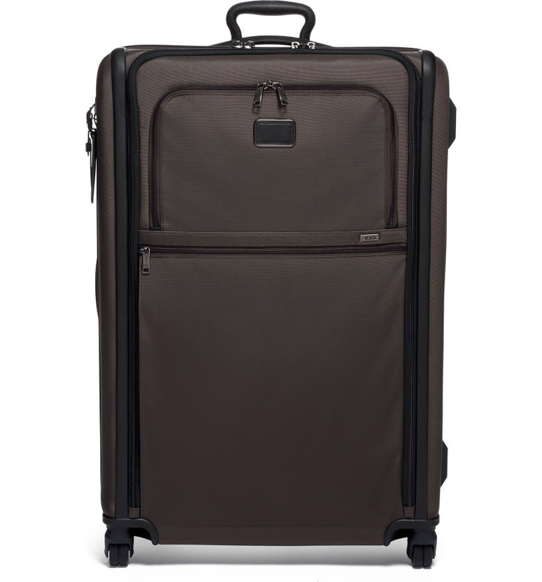 TUMI Alpha 3 Collection 31-Inch Expandable Wheeled Packing Case, Main, color, COFFEE