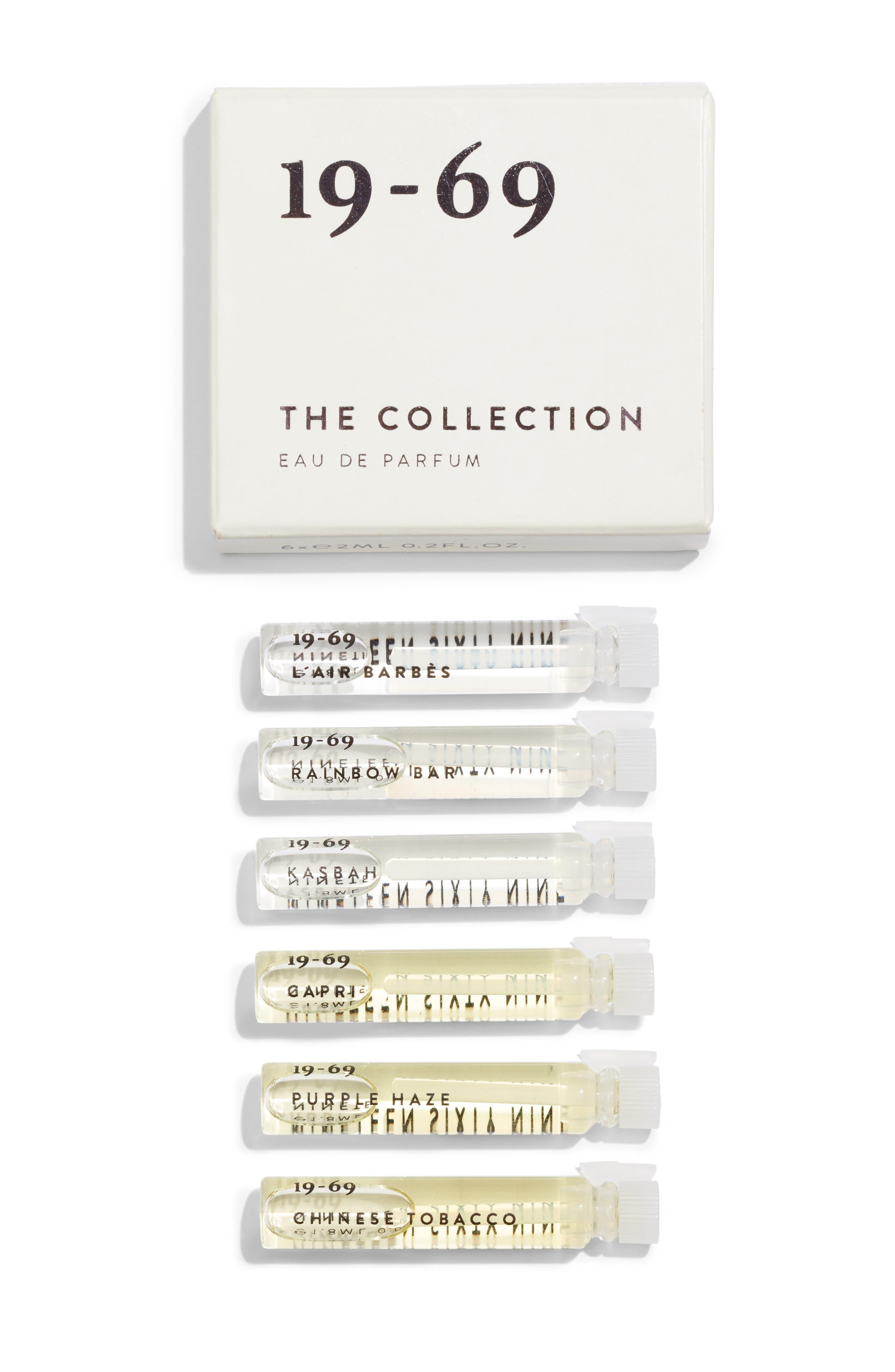 19-69 The Collection Eau De Parfum Fragrance Discovery Set