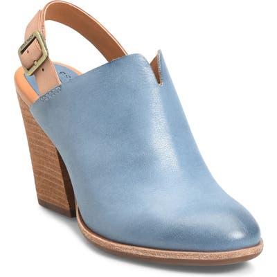 Kork-Ease Janelle Slingback Clog, Blue