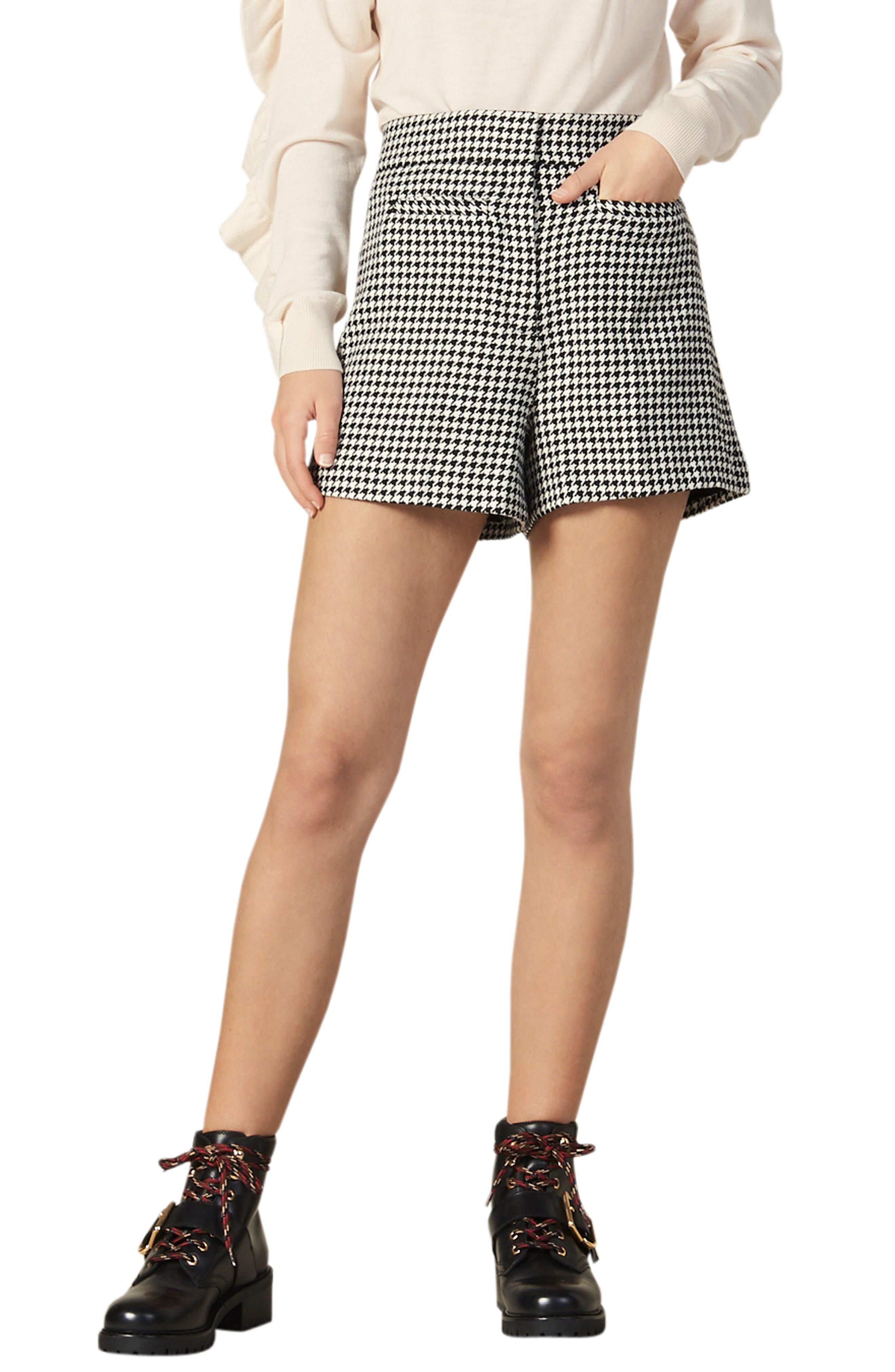 sandro shorts