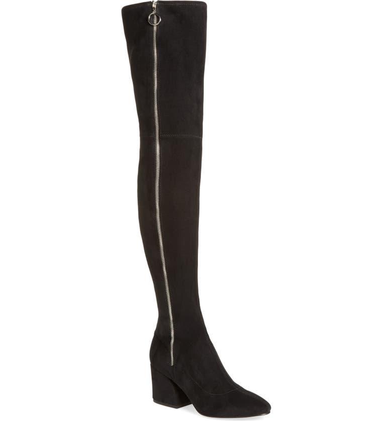 DOLCE VITA Vix Thigh High Boot, Main, color, 001