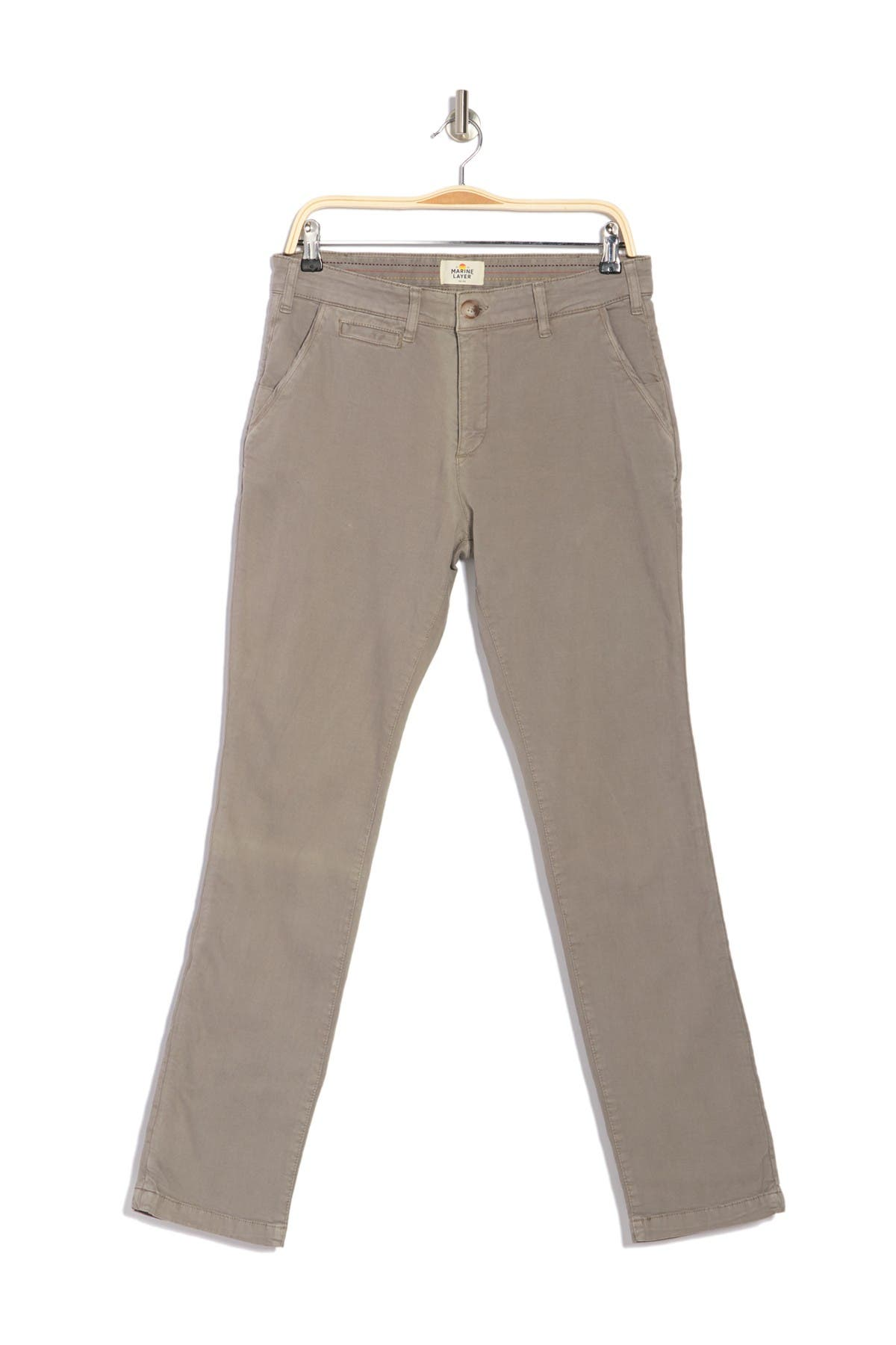 Image of Marine Layer Solid Walk Pants