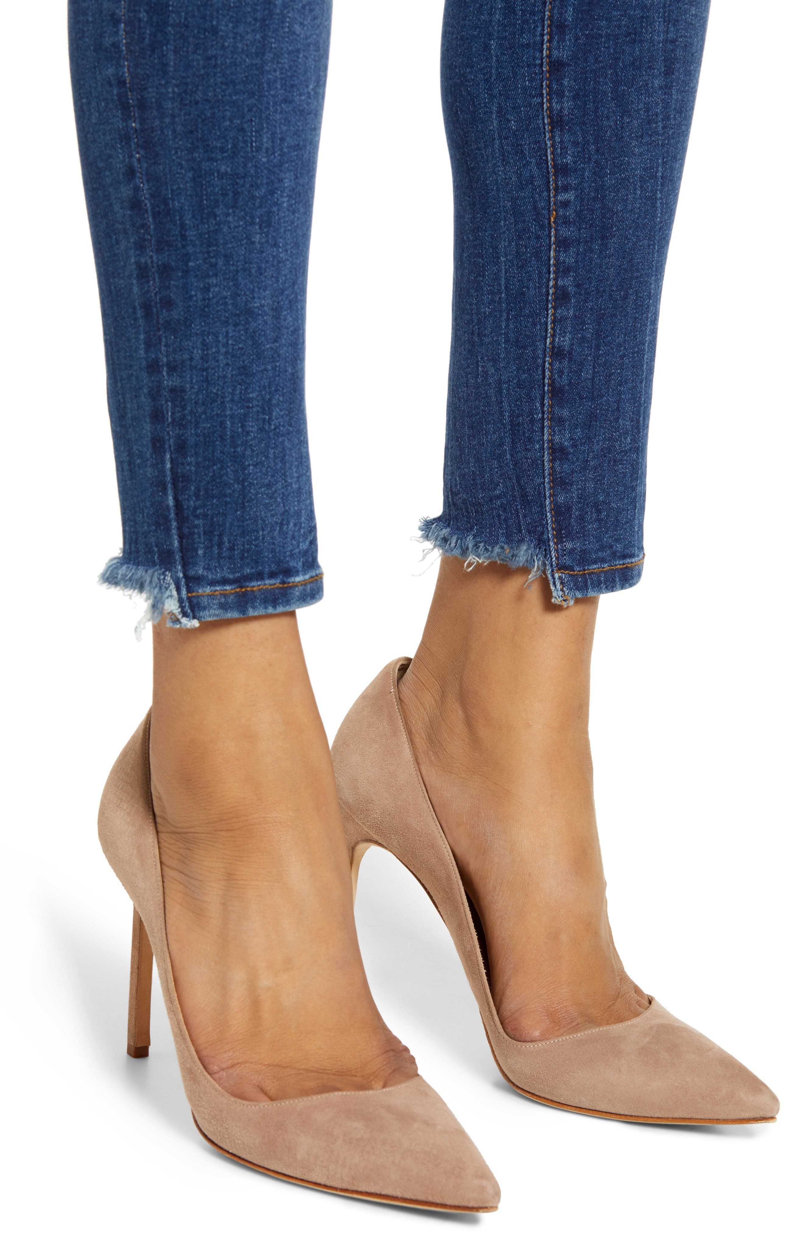 ,                             Emma Skinny Jeans,                             Alternate thumbnail 5, color,                             MARCOS
