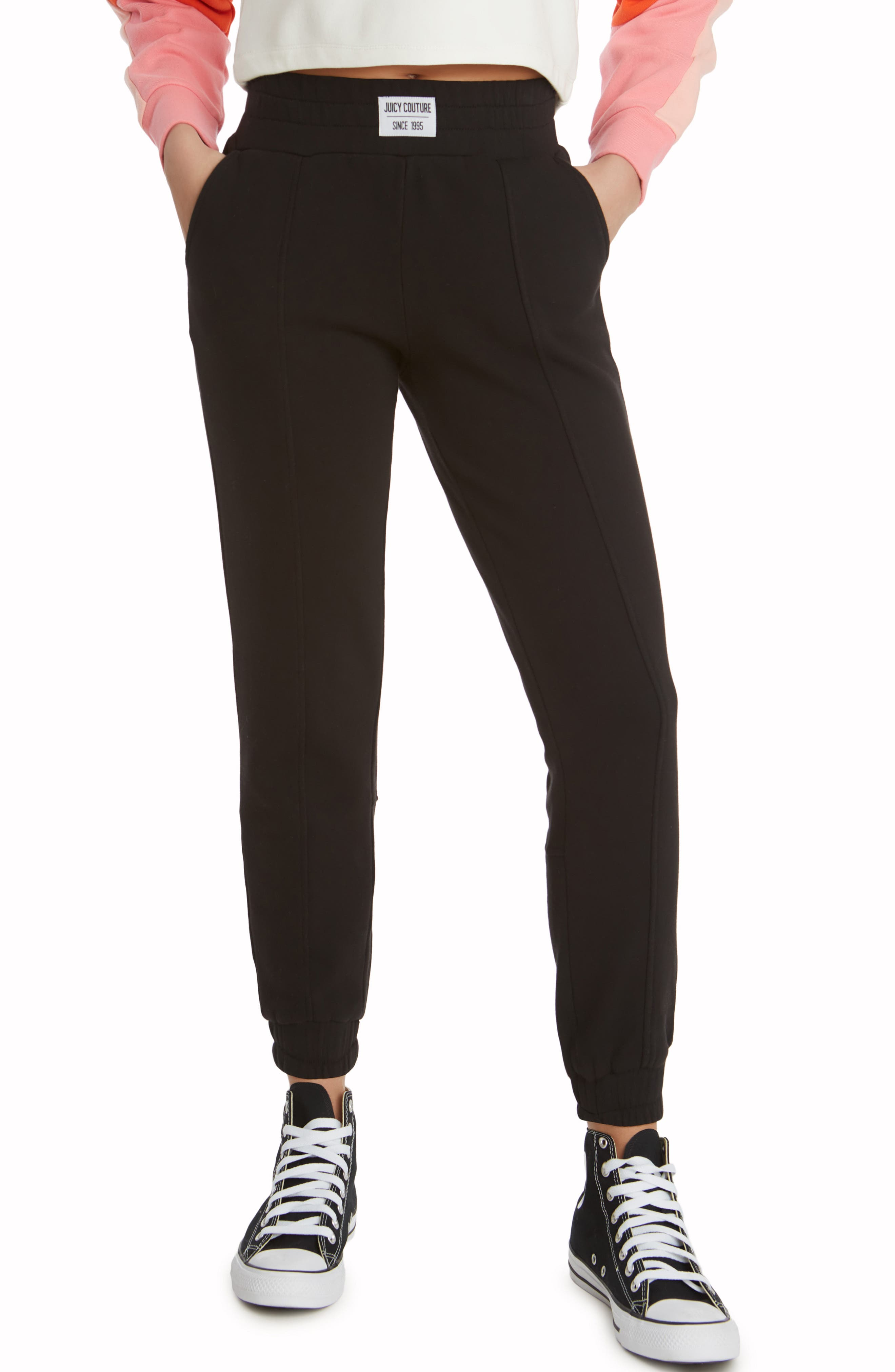 Front Seam Joggers